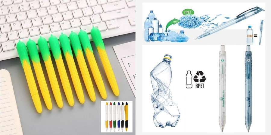 Promotional pens: the latest trends